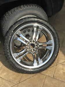 Boss rims and tires 275/40R20
