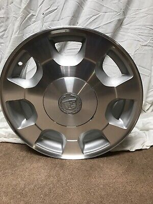 "Cadillac DeVille 00-05 New Take Off OEM Wheel 16x7"" OEM Rim 16"" Silver Machined"