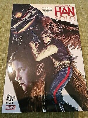 STAR WARS HAN SOLO GRAPHIC NOVEL Paperback