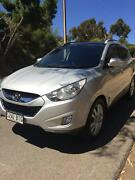 2011 Hyundai ix35 LM3 MY12 Highlander AWD White 6 Speed Automatic Fairview Park Tea Tree Gully Area Preview