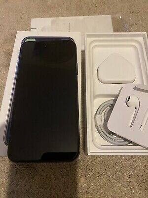 Apple iPhone X - 256GB - Space Grey (UNLOCKED)A1901 (GSM). NEW. NEVER USE.