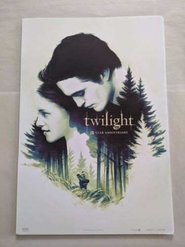 Twilight 10th Anniversary Poster?