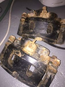 Gmc/ Chevy 4x4 truck front calipers