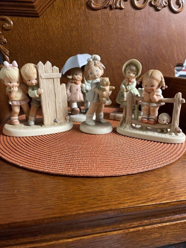 Memories Of Yesterday Figurines