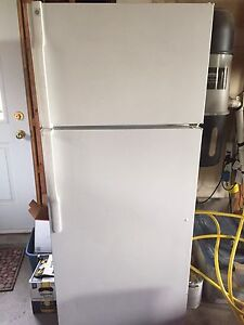 G.E Fridge.  Like new