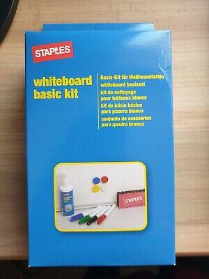 White Board Basic Kit - Staples