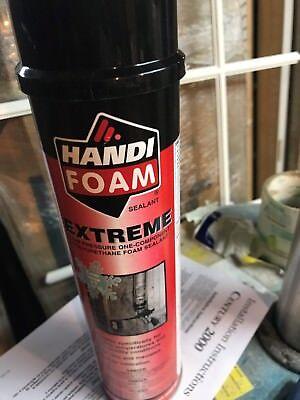 Handi Foam Extrime 5 Gap Fill - 6 Window Door - Ht300 Gun
