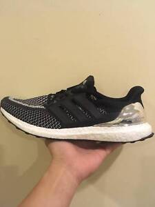 e691f9a72d425 Ultraboost Silver Medal 2.0 Limited release Size 10.5US. Ultraboost Silver  Medal Limited Release BNIB with tags ...