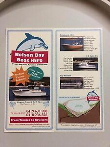 Nelson Bay Boat Hire Nelson Bay Port Stephens Area Preview