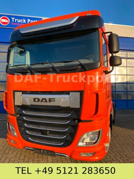 DAF XF FT 450 Space Cab