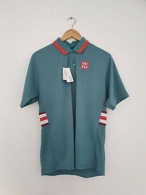 BNWT Kei Nishikori Australian Open 2020 Uniqlo Green Shirt Size Medium