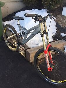 Norco downhill mountain bike for sale