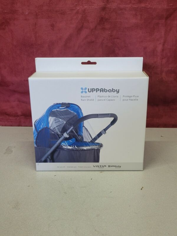 UPPAbaby Vista Infant Bassinet Rain Shield Cover New