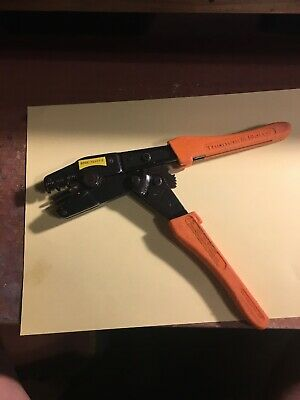 Thomas Betts Wt 1455 Stakon Terminal Crimper 3 Sizes