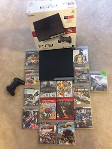PS3 with games!!! great condition!