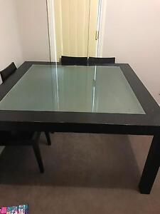 8 seater square dining set Tarneit Wyndham Area Preview