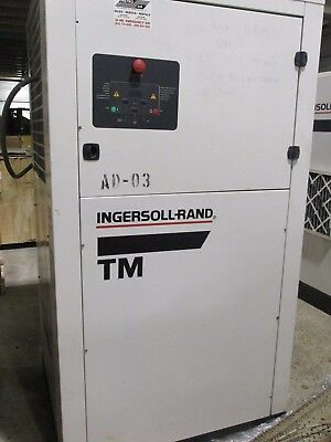 Ingersoll-rand Tm-200 Air Compressor Mint And Ready To Work Action Packed