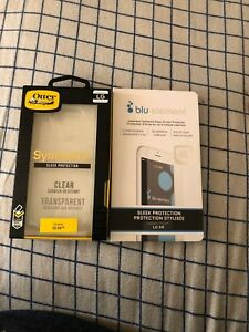 Brand New Otter Box + screen protector for LG G6