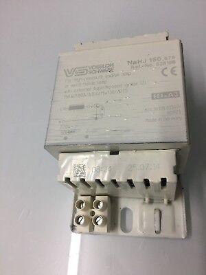 Vossloh Schwabe 526196 Ballast 1802056 Metal-halide High Pressure Sodium