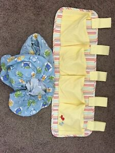 Crib sheet and hanging storage (in Martensville)