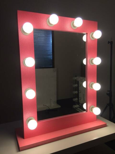 hollywood makeup mirror with lights vanity make up beauty mirror other home decor gumtree. Black Bedroom Furniture Sets. Home Design Ideas