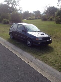 Toyota starlet turbo  Arundel Gold Coast City Preview