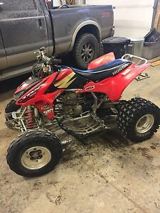 Honda TRX450r quad PRICE REDUCED