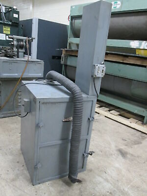 Torit 66 12hp 220440v 3ph Dust Collector Wfoot Operated Filter Shaker 2 Avail