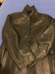 Leather ladies jacket black Doncaster East Manningham Area Preview