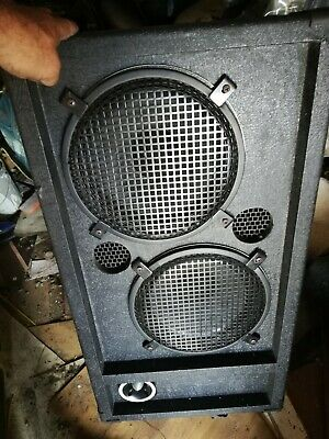 Dj speakers pair