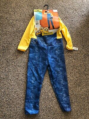 Kid Minion Halloween Costume (Minions (KEVIN) Childs Halloween Costume - Size Youth Medium-Brand New-FREE)