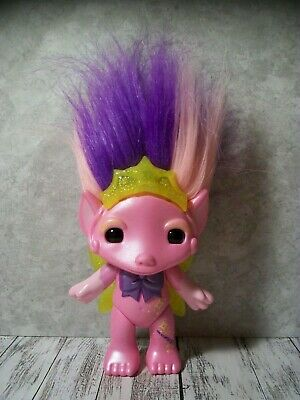 """Large 4"""" Zelfs Zelf Troll, Moose Toys, Wishka, Fairy Godmother for sale  Shipping to Canada"""