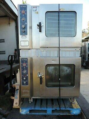 Combi Oven Alto Sham Double Stack Natural Gas