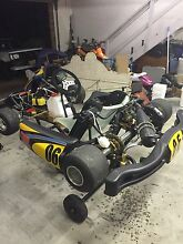 Go kart Woodbine Campbelltown Area Preview