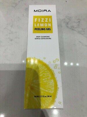 MOIRA FIZZI LEMON Peeling Gel 2.71oz