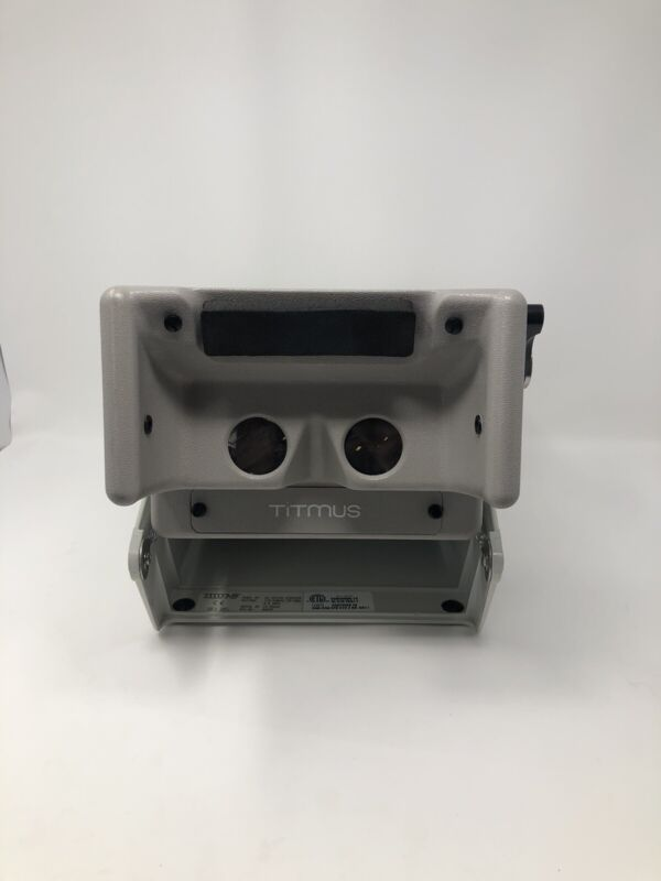 Titmus Model 2S Vision Screener with Carrying Case (II-S 2-S)