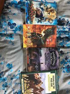 Teenage fiction books
