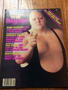 WWE/WWF and Other Wrestling Magazines