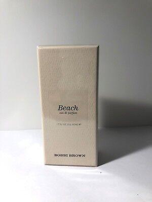 NEW BOBBI BROWN BEACH PERFUME, FULL SIZE, 1.7oz NEW IN SEALED BOX