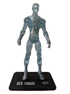 "Marvel Universe ICEMAN 3.75"" inch Action Figure LOOSE #023 X-Men Hasbro"