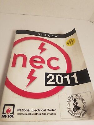 NEC 2011 NFPA 70 National Electrical Code