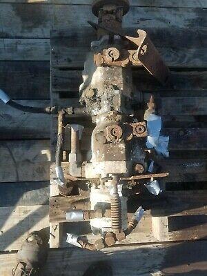 Bobcat 853 Hydrostatic Pump With Gear Pump 6671021