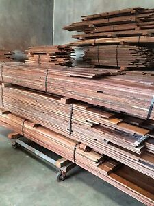 130mm jarrah reclaimed floorboards flooring Malaga Swan Area Preview