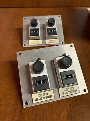 Vishay Spectrol Sfernice 534-1-1 Potentiometer Lot