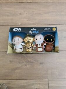 Star Wars itty bittys collectors set