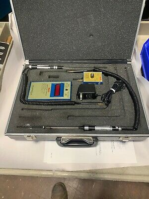 Wahl Digital Heat-prober Thermometer W Calibrator