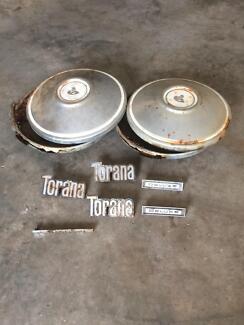 Holden Torana badges