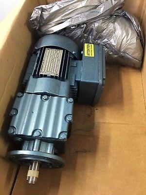 Sew-eurodrive Dft81d4 Ratio 28.321 Rf17dt71d4 Ac Brake Gear Motor New