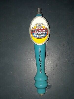 Stegmaier Oktoberfest Collectible Draft Ale Beer Tap Handle Man Cave Gear