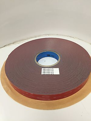 3m Vhb Commercial Vehicle Tape 108 Roll 1 Wide